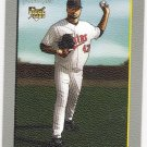 FRANCISCO LIRIANO 2006 Topps Turkey Red ROOKIE Card #613 Minnesota Twins FREE SHIPPING