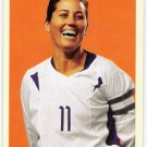 JULIE FOUDEY 2008 Upper Deck Goudey Sport Royalty Insert SHORT PRINT Card #296 Soccer FREE SHIPPING