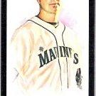 ERIK BEDARD 2008 Topps Allen & Ginter Mini BLACK BORDER Parallel Card #220 Seattle Mariners