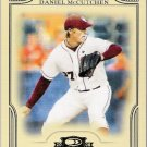 DANIEL MCCUTCHEN 2008 Donruss Threads Diamond Kings INSERT Rookie Card # DK-23 New York Yankees