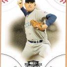NOLAN RYAN 2008 Donruss Threads Baseball Card #49 Texas Rangers FREE SHIPPING