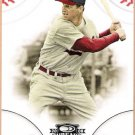 STAN MUSIAL 2008 Donruss Threads Baseball Card #48 St Louis Cardinals SASE Retired HOF 48