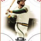 REGGIE JACKSON 2008 Donruss Threads Baseball Card #36 Oakland A's FREE SHIPPING