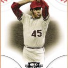 BOB GIBSON 2008 Donruss Threads Baseball Card #45 St Louis Cardinals SASE Retired HOF 45
