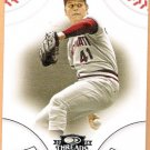 TOM SEAVER 2008 Donruss Threads Baseball Card #19 Cincinnati Reds FREE SHIPPING