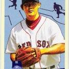 DAISUKE MATSUZAKA 2008 Upper Deck Goudey Card #28 Boston Red Sox FREE SHIPPING