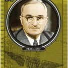 HARRY TRUMAN 2007 Topps Distinguished Service INSERT Card #DS9 33rd American President FREE SHIPPING