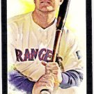 HANK BLALOCK 2007 Topps Allen & Ginter Mini BLACK BORDER Insert Card #11 Texas Rangers FREE SHIPPING
