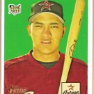 HECTOR GIMENEZ 2007 Topps Heritage ROOKIE Card #451 Houston Astros FREE SHIPPING Baseball RC 451