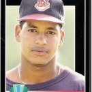 MANNY RAMIREZ 1992 Pinnacle 1st Round Draft Pick ROOKIE Card #295 Cleveland Indians FREE SHIPPING