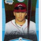 MIKE DEJESUS 2008 Bowman CHROME Prospects 1st ROOKIE Card #BCP224 Cincinnati Reds FREE SHIPPING