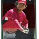 JOHNNNY CUETO 2008 Bowman Chrome ROOKIE Card #217 Cincinnati Reds FREE SHIPPING