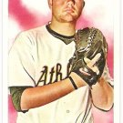 BRETT ANDERSON 2009 Topps Allen & Ginter MINI Parallel ROOKIE Insert Card #171 Oakland A's SASE A&G