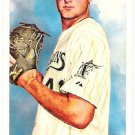 CHRIS VOLSTAD 2009 Topps Allen & Ginter SHORT PRINT MINI Parallel Insert Card #322 Florida Marlins