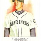 KENJI JOHJIMA 2009 Topps Allen & Ginter SHORT PRINT Insert Card #327 Seattle Mariners