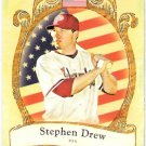STEPHEN DREW 2009 Topps Allen & Ginter National Pride INSERT Card #NP60 Arizona Diamondbacks