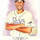 DAVID PRICE 2009 Topps Allen & Ginter ROOKIE Card #225 Tampa Bay Rays SASE Devil A&G RC 225