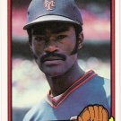 GEORGE FOSTER 1983 Donruss Baseball Card #427 New York Mets FREE SHIPPING Cincinnati Reds