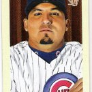 CARLOS ZAMBRANO 2009 Upper Deck Goodwin Champions MINI Insert Card #117 Chicago Cubs FREE SHIPPING