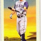 IAN KINSLER 2009 Upper Deck Goodwin Champions MINI Insert Card #21 Texas Rangers FREE SHIPPING