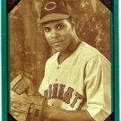 BARRY LARKIN 1993 Studio Heritage INSERT Card #7 Cincinnati Reds FREE SHIPPING Baseball