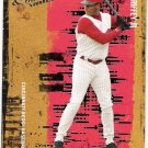 KEN GRIFFEY JR 2005 Donruss Leather and Lumber Baseball Card #80 Cincinnati Reds FREE SHIPPING