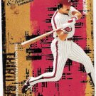 MIKE SCHMIDT 2005 Donruss Leather and Lumber SHORT PRINT Card #146 Philadelphia Phillies