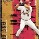 ALBERT PUJOLS 2005 Donruss Leather And Lumber Baseball Card #5 St Louis Cardinals FREE SHIPPING