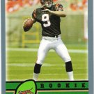 CARSON PALMER 2003 Topps ROOKIE Card #311 Cincinnati Bengals FREE SHIPPING
