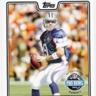 TONY ROMO 2008 Topps Pro Bowl Football Card #297 Dallas Cowboys FREE SHIPPING