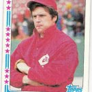 TOM SEAVER 1982 Topps All Star Baseball Card #346 Cincinnati Reds FREE SHIPPING Baseball