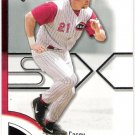 SEAN CASEY 2002 Upper Deck SPx Baseball Card #86 Cincinnati Reds FREE SHIPPING Baseball