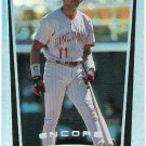 BARRY LARKIN 1999 Upper Deck Encore Baseball Card #23 Cincinnati Reds FREE SHIPPING Baseball