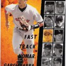 NOMAR GARCIAPARRA 1998 Circa Thunder Fast Track INSERT Card #4FT Boston Red Sox FREE SHIPPING
