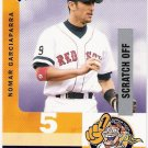 NOMAR GARCIAPARRA 2003 Upper Deck MVP SportsNut INSERT Card #SN11 Boston Red Sox FREE SHIPPING