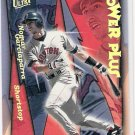 NOMAR GARCIAPARRA 2001 Fleer Ultra Power Plus INSERT Card #9PP Boston Red Sox FREE SHIPPING