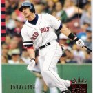 NOMAR GARCIAPARRA 2003 SP Authentic Back To 93 Card #129 #'d FREE SHIPPING Boston Red Sox