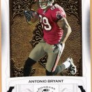 ANTONIO BRYANT 2009 Donruss Classics Card #91 Tampa Bay Buccaneers FREE SHIPPING Football 91