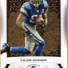 CALVIN JOHNSON 2009 Donruss Classics Card #34 Detroit Lions FREE SHIPPING Football 34