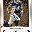 MARION BARBER 2009 Donruss Classics Card # 29 Dallas Cowboys FREE SHIPPING Football