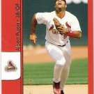 ALBERT PUJOLS 2002 Fleer Maximum Card #24 St Louis Cardinals SASE Baseball 24