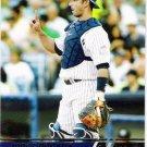 JORGE POSADA 2008 Topps Stadium Club Card #20 New York Yankees FREE SHIPPING Baseball 20