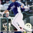 MIKE AVILES 2008 Topps Stadium Club First Day Issue Parallel ROOKIE Card #141 Kansas City Royals