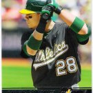 CARLOS GONZALEZ 2008 Topps Stadium Club ROOKIE Card #128 Oakland A's FREE SHIPPING Baseball