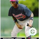 BRANDON JONES 2008 Topps Stadium Club First Day Issue ROOKIE Card #137 Atlanta Braves FREE SHIPPING