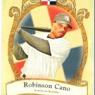 ROBINSON CANO 2009 Topps Allen & Ginter National Pride INSERT Card #NP18 New York Yankees NP18