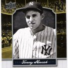 TOMMY HENRICH 2008 Upper Deck Yankee Stadium Legacy Collection INSERT Card #1815 New York Yankees