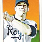 ALEX GORDON 2009 Topps 206 Card #256 KANSAS CITY ROYALS Baseball FREE SHIPPING