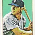 MICKEY MANTLE 2009 Topps 206 Checklist INSERT Card #1 New York Yankees FREE SHIPPING Baseball