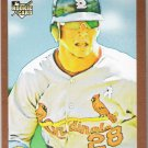 COLBY RASMUS 2009 Topps 206 Bronze Parallel ROOKIE Card #274 St Louis Cardinals FREE SHIPPING